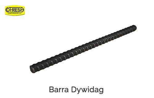 Gemec - Cofresa - Barra Dywidag