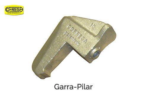 Gemec - Cofresa - Garra pilar