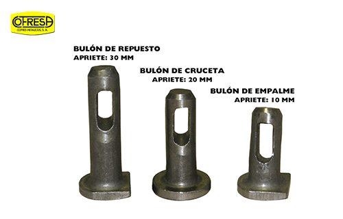 Gemec - Cofresa - Bulones