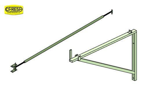 Gemec - Cofresa - Accesorios - Mensula de trepado y torna
