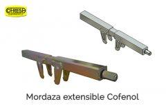 Gemec - Cofresa - Accesorios - Mordaza extensible Cofenol
