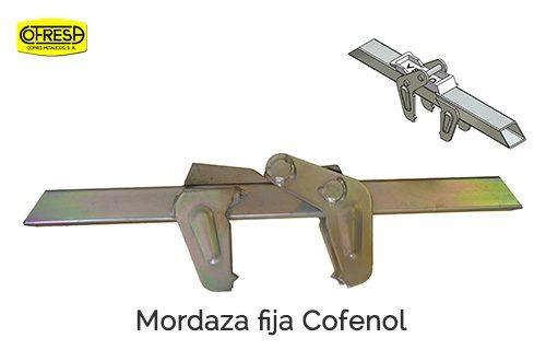 Gemec - Cofresa - Accesorios - Mordaza fija Cofenol