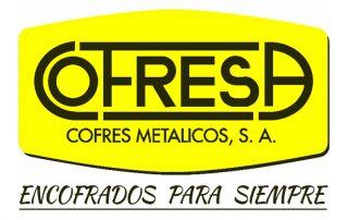 Logo Cofresa Encofrados para siempre 10